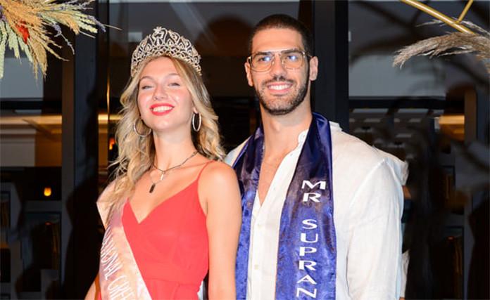 Σπύρος Νικολαΐδης-Μελίνα Μήλιου: Από τα Εθνικά Καλλιστεία GS Hellas στις διεθνείς  σκηνές ομορφιάς - Athina24.gr